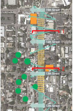 Camino Del Mar Streetscape Plan Secondary 2