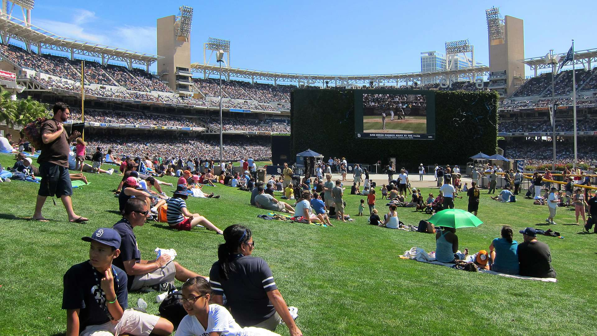 Petco Ballpark 'Park at the Park' Primary 5